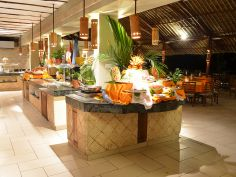 Baobab Beach Resort, Maridadi Restaurant