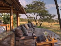 Naboisho Camp - Lounge