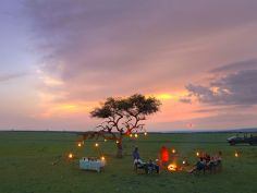 Naboisho Camp - Sundowner