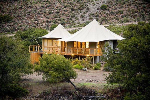 Sanbona Dwyka Tented Lodge