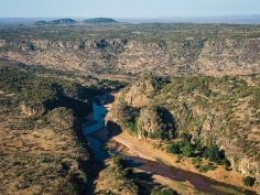 The Outpost - Lanner Gorge