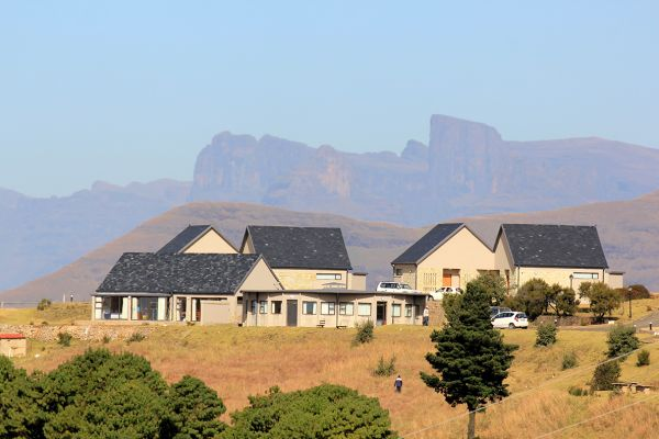 Witsieshioek Mountain Lodge