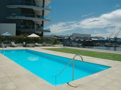 Waterfront Village Apartments - Swimming Pool