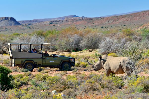 Sanbona Private Game Reserve