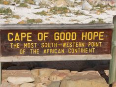Höhepunkte Südafrikas - Cape of Good Hope